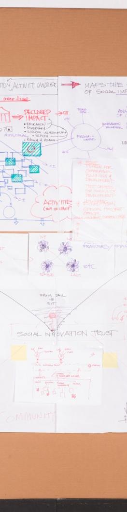 Social Innovation Activity Landscape