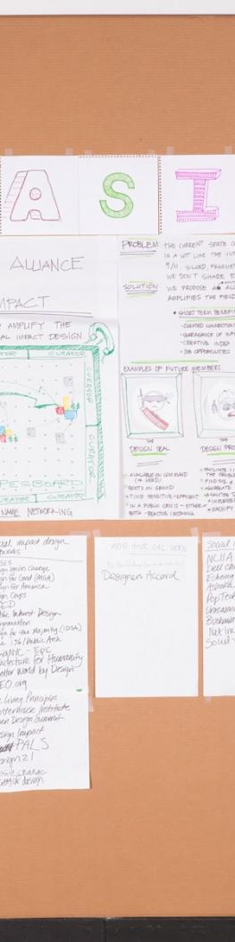 The Design Alliance for Social Impact